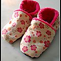 Petits chaussons..