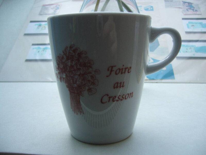 tasse cresson 2011