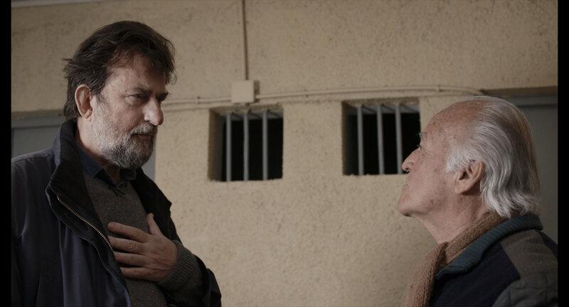 NANNI_MORETTI__CON_IL_MILITARE_EDUARDO_ITURRIAGA___c_Sacher_Film