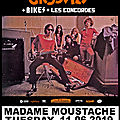 The flamin' groovies @ madame moustache, bruxelles, mardi 11 juin 2019