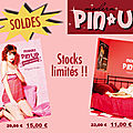 Livres modern pin-up