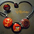 Collier Angry Bird 2ème