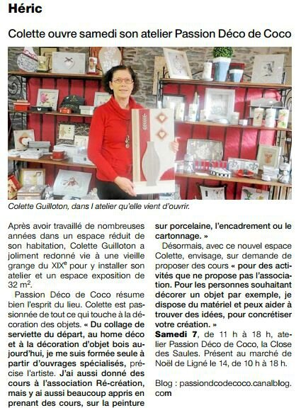 Article Ouest France 04