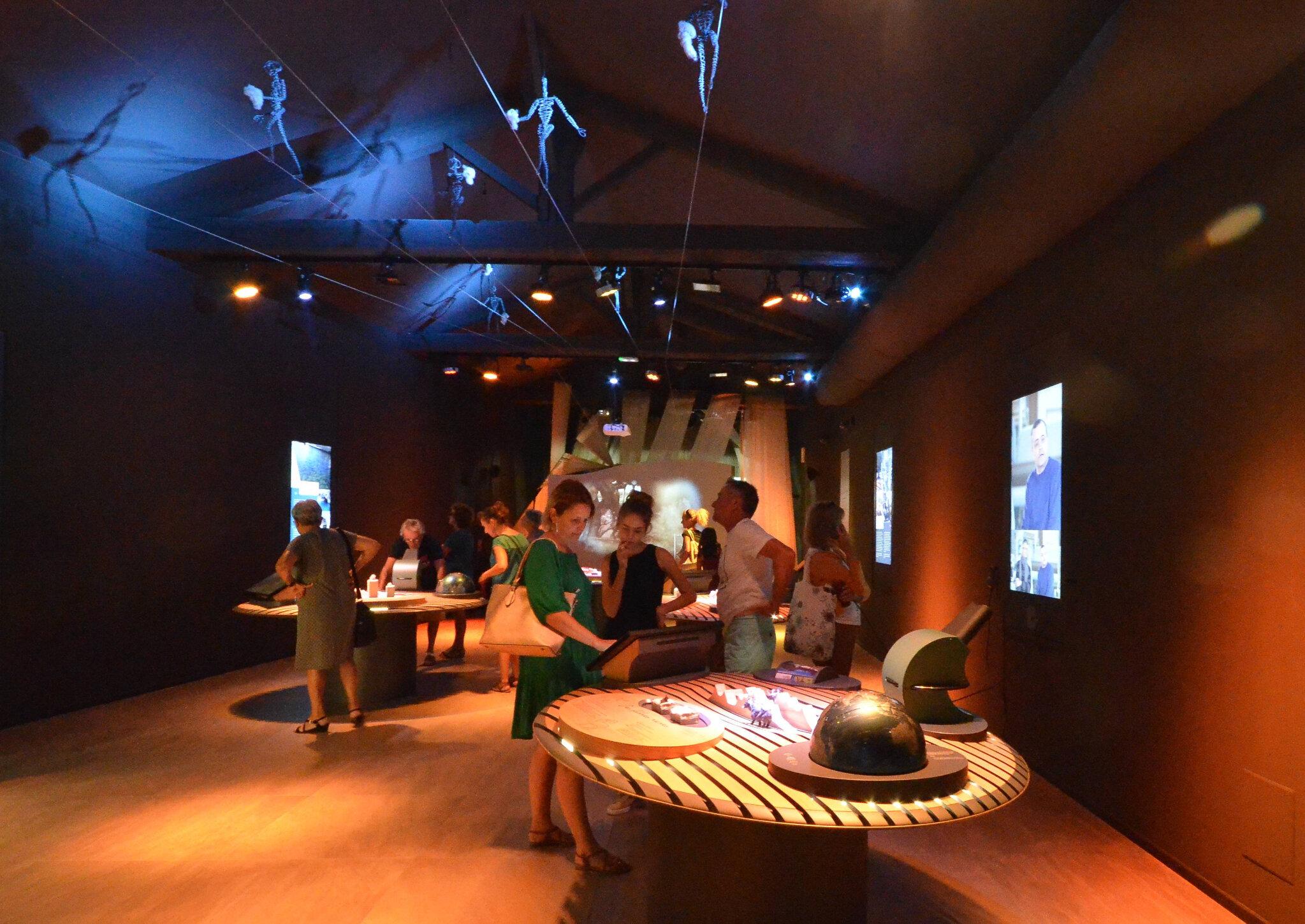 Filaventure : voyage au centre de la fibre