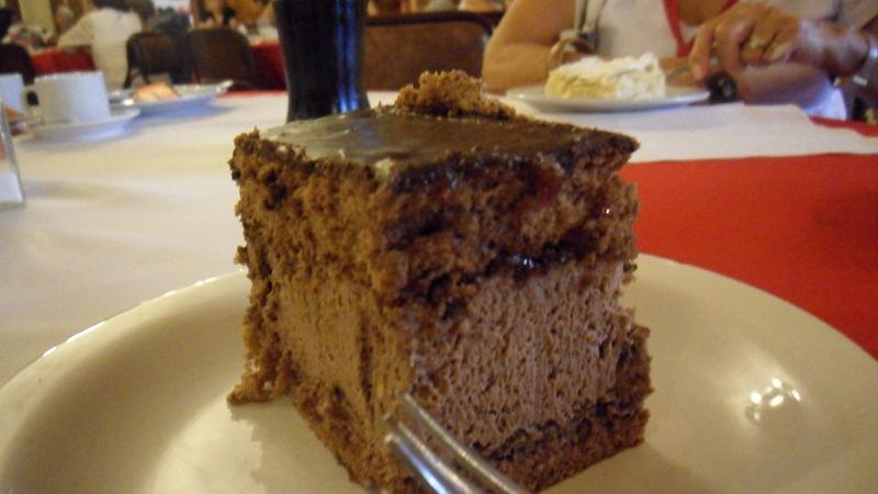 Gâteau Hongrois au Chocolat , Ma cuisine bien,aimée
