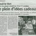 2009_Salon_Article LeBonhommePicard