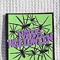 carte Halloween 2011