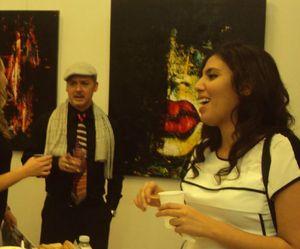 Vernissage Bouhioui 19jan2012 -42