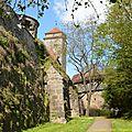 16/05/16 : rothenburg ob der tauber # 5, le long des remparts
