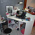 21/01/2013: marre des berlingots!! je tente autre chose ... le rideau!