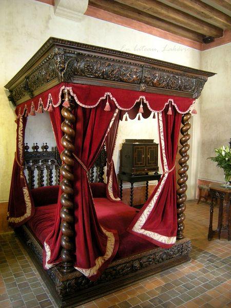 Clos Luce chambre Leonard Vinci 47