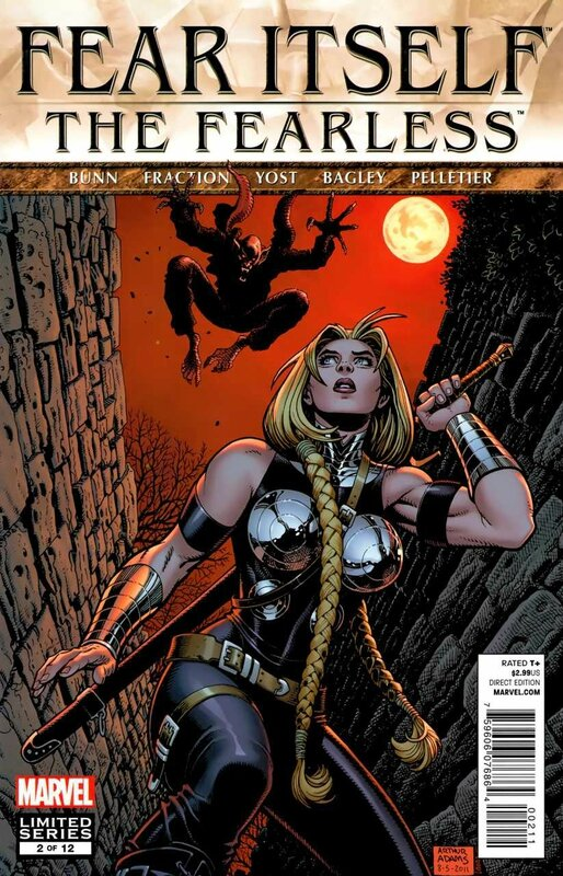 fear itself the fearless 2
