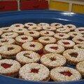Biscuits de noël pour le nouvel an ...
