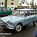 Citroen ami 6 break (retrorencard fevrier 2014)