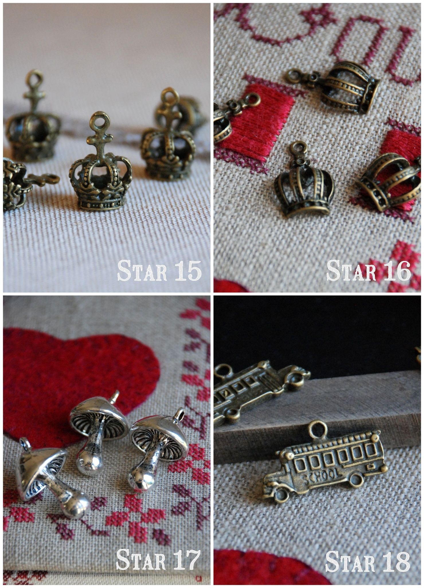 collection star et vintage 5