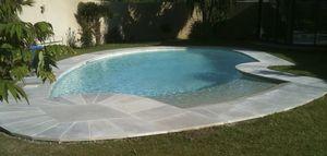 margelle piscine