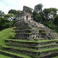 Palenque - Temple of the Cross