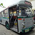 Van hool - fiat 409 au9 autobus 1972