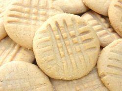 Photo biscuits beurre d'arachide