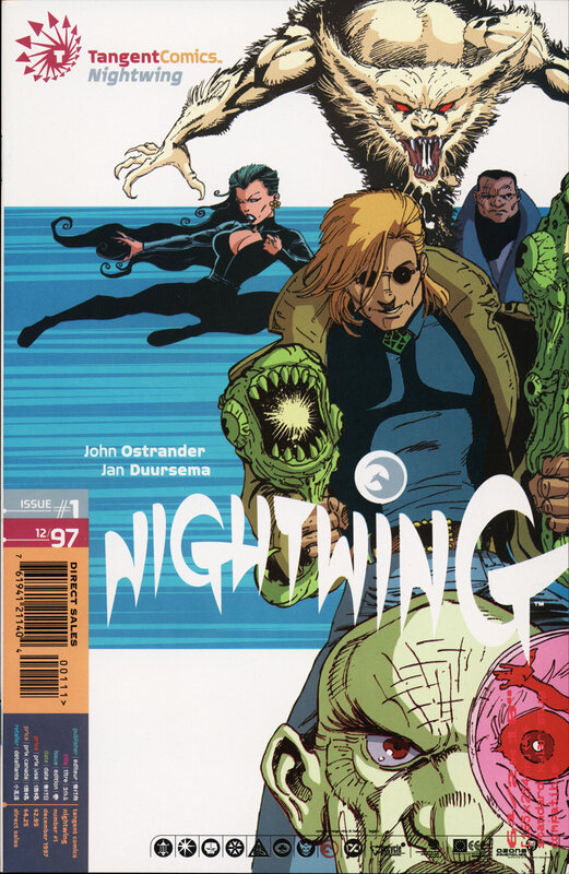 tangent nightwing