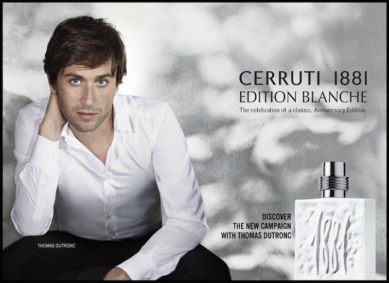 cerruti 1881 edition blanche pour homme 1