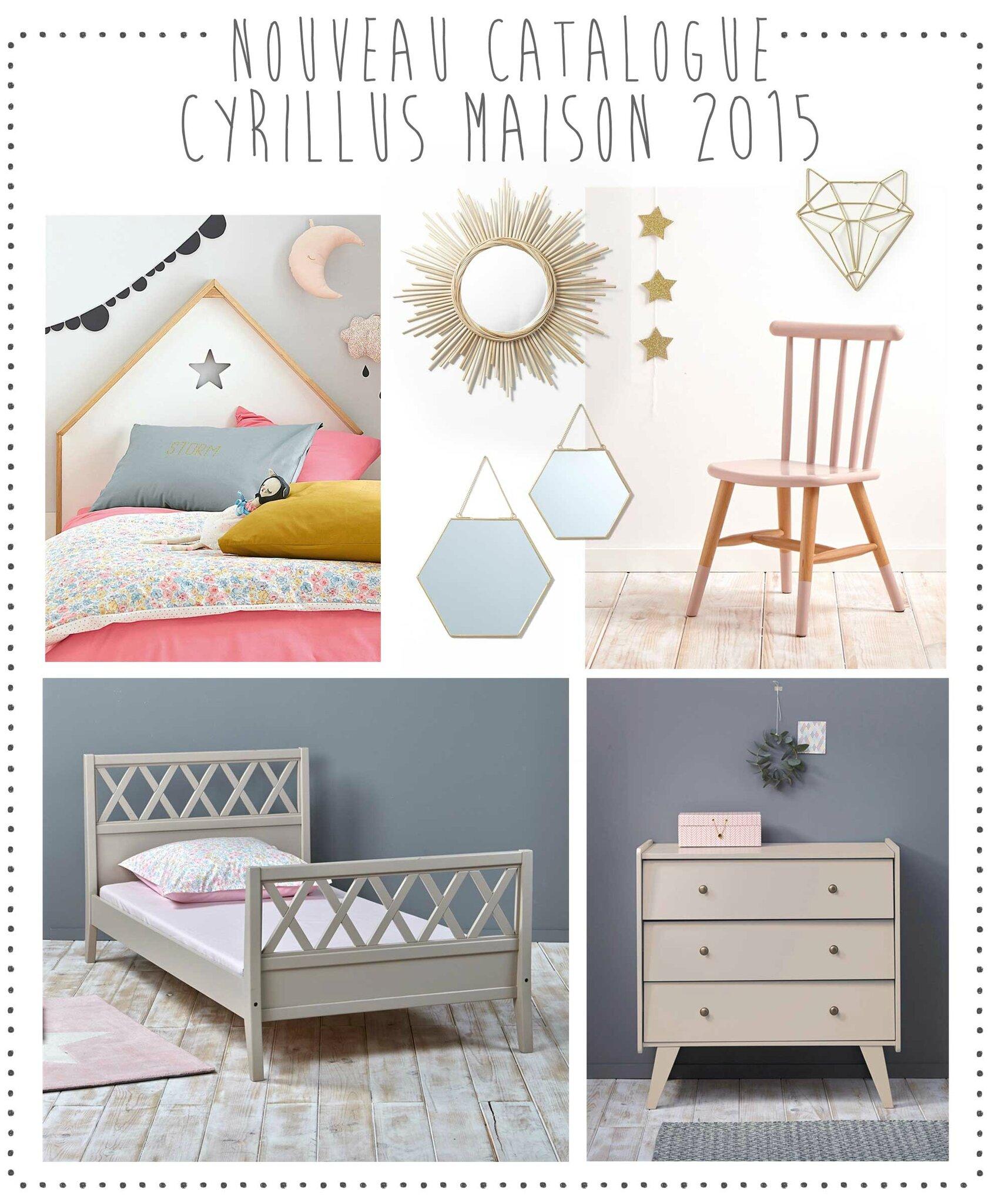 nouveau: le catalogue cyrillus maison 2015 • - deco trendy