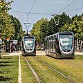 Station de tramway Palais de Justice