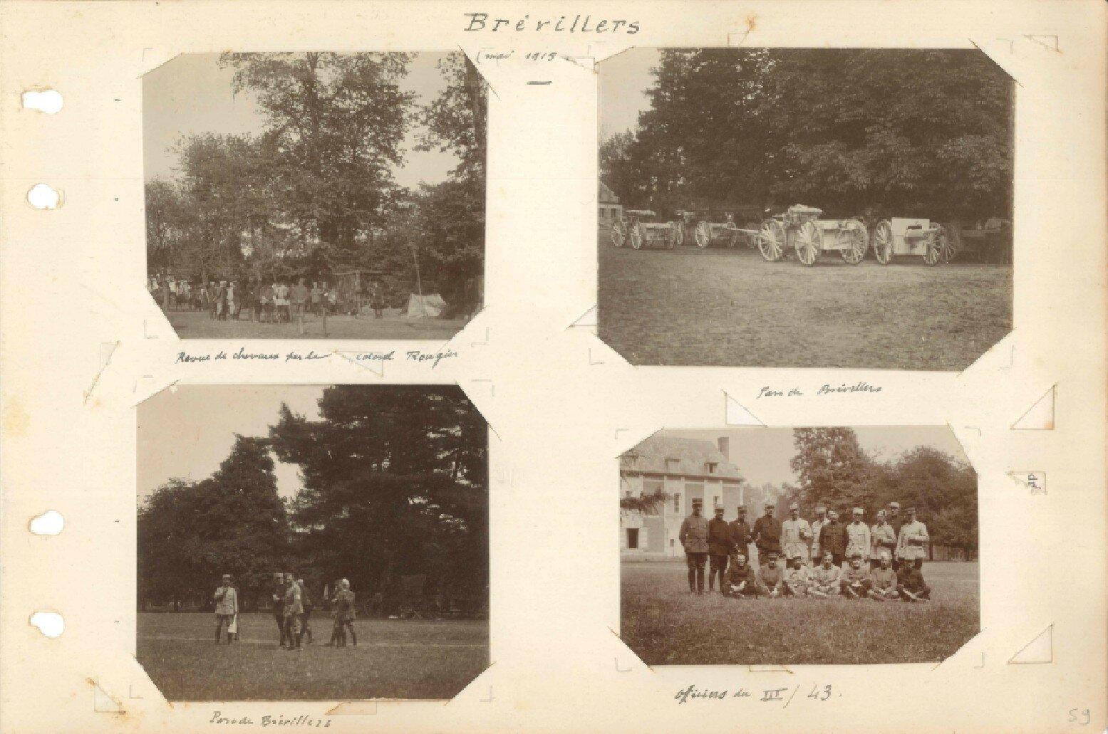 p.059 - Front d'Artois (23 mai – 25 octobre 1915)