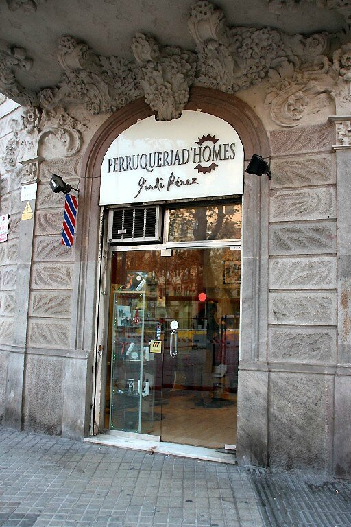 3-Barcelone, Coiffeur_6845