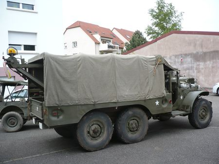 DODGE WC 62 Weapons Carrier 6x6 Herrlisheim (2)