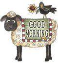 bonjour mouton