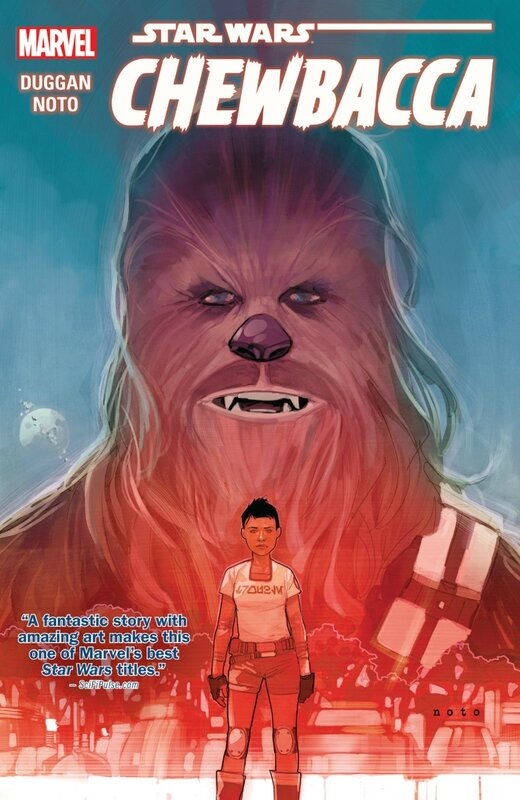 star wars chewbacca TP