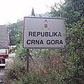 Crise migratoire : le monténégro pourrait construire une barrière à sa frontière avec l'albanie ; la hongrie propose son aide