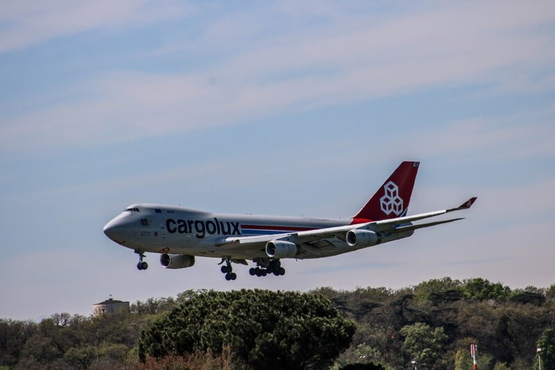 Boeing 747 de Cargolux
