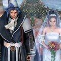 Le mariage forcé de Yuna avec Seymour