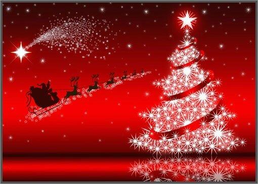 Joyeux Noël et Bonne Année à toutes et à tous !