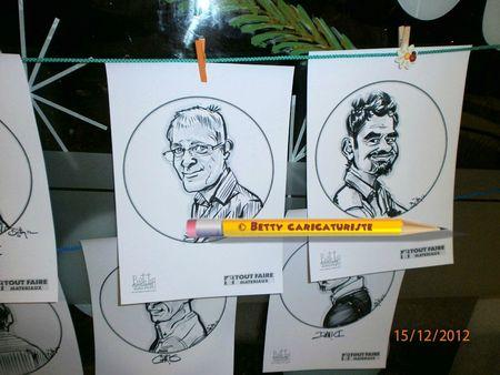 caricatures encre chine caricaturiste