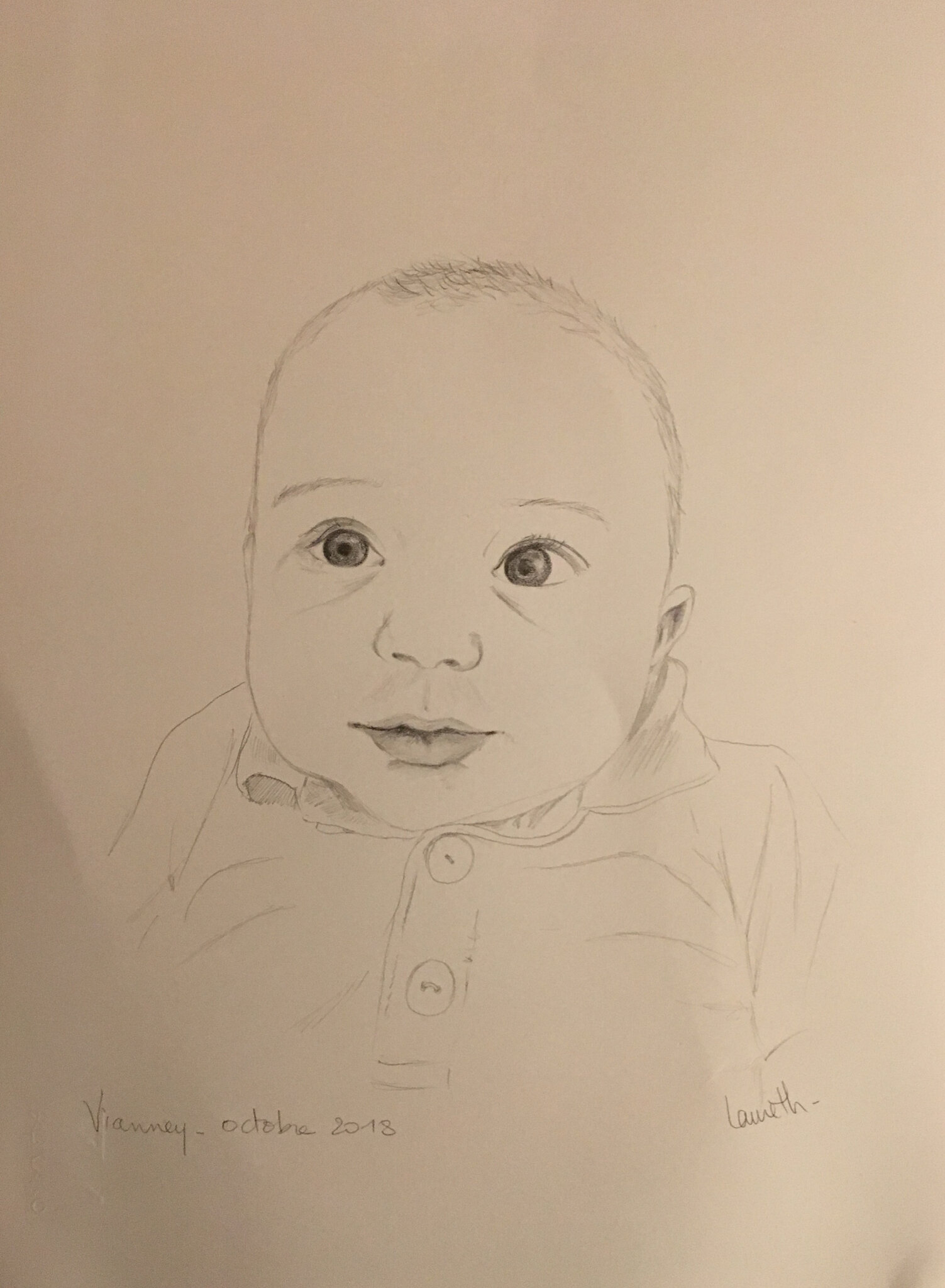 portrait Vianney