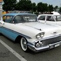 Chevrolet biscayne 2door sedan-1958