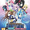 Test : superdimension neptune vs sega hard girls