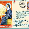 Excursão para a abadia de santa hildegarda, na alemanha - de 15 à 19 de setembro de 2018