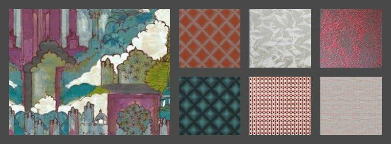 création patchwork côté sièges Brest