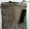 trousse maquillage 22 €