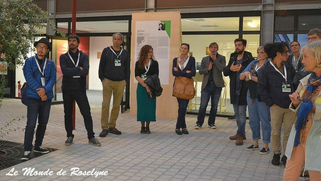 Soirée bénévoles Photoreporter en Baie de Saint-Brieuc 2016