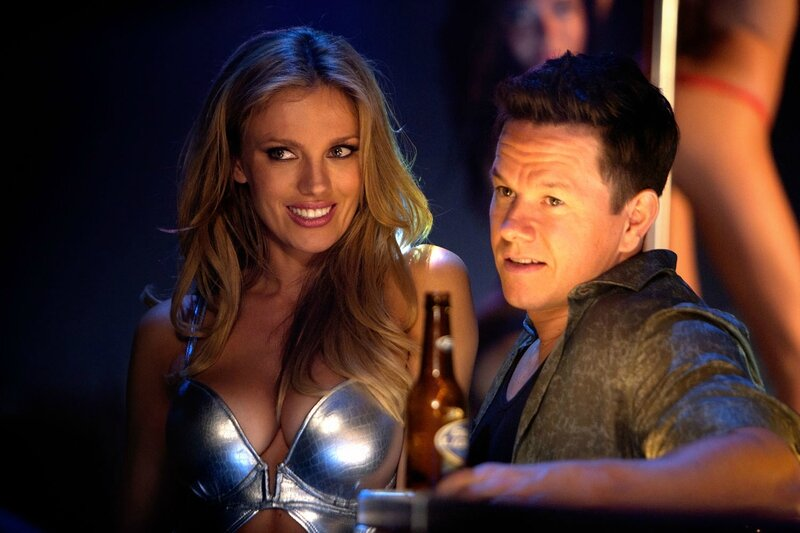 Bar Paly et Mark Wahlberg