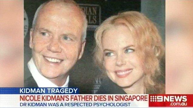 Australie: le père de Nicole Kidman, membre du réseau pédophile d'élite?
