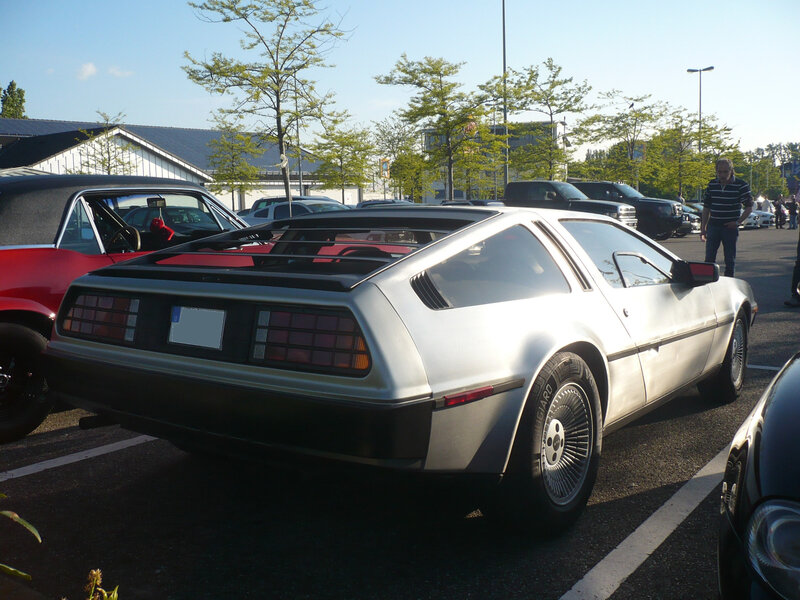 DELOREAN DMC-12 Offenbourg (2)