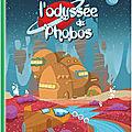 Boutique jeux de société - Pontivy - morbihan - ludis factory - Ma première aventure Odyssée du Phobos