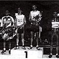 1995 - le cyclisme, son actualite (6° semaine de la saison)