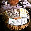 Calebasse de richesse